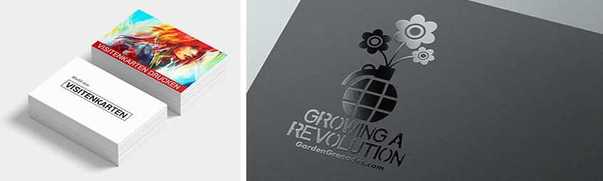 Visitenkarten Schnell Und Günstig Drucken Bei Printelix De