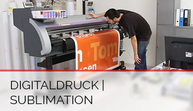 Digitaldruck & Sublimation